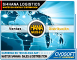 Conozca el Master S/4HANA Sales and Distribution
