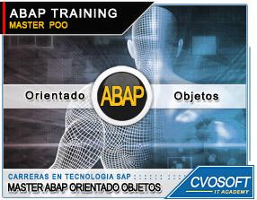 Conozca más sobre del Máster ABAP POO