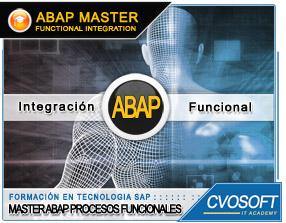 Conozca más sobre del Máster Funcional ABAP