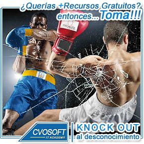 Aún Más Recursos Libres y Gratuitos CVOSOFT!!!