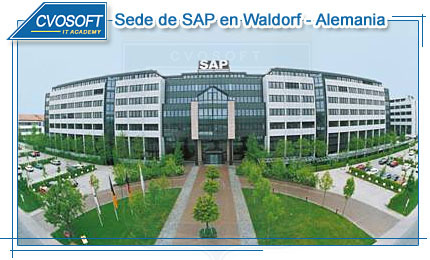 SAP - Sede Walldorf - Alemania