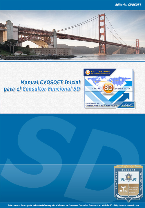 Manual Inicial para el Consultor en SAP SD